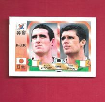 Eire Mark Kennedy & Niall Quinn 300